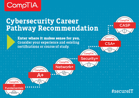 Cybersecurity Career Path